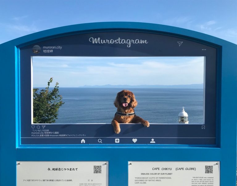 愛犬コジロウと行く!北海道旅行最後の日【ニセコ→登別→室蘭→苫小牧】