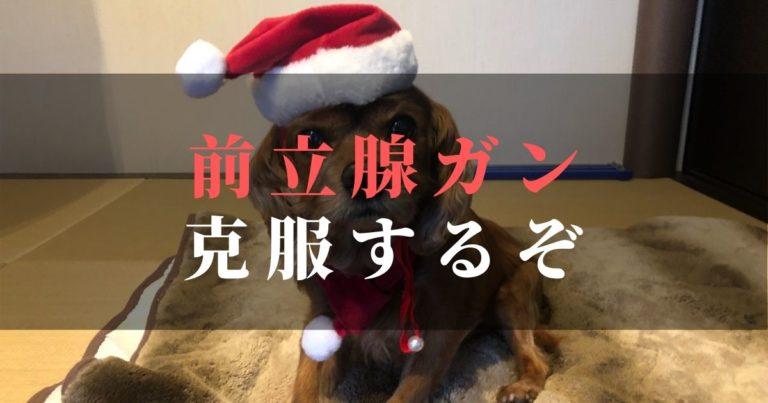 【日々更新】前立腺ガン発覚から手術~克服への軌跡-愛犬コジロウの奮闘日記-