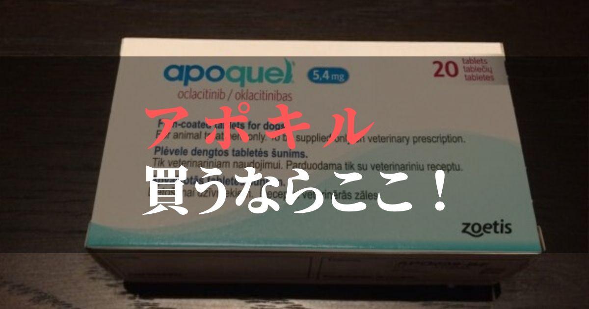アポキル錠を通販で買うならここがおすすめ【鉄板でうさパラ】